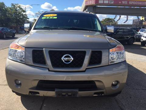 2008 Nissan Armada for sale in Brooklyn, NY