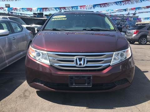 2012 Honda Odyssey for sale in Brooklyn, NY