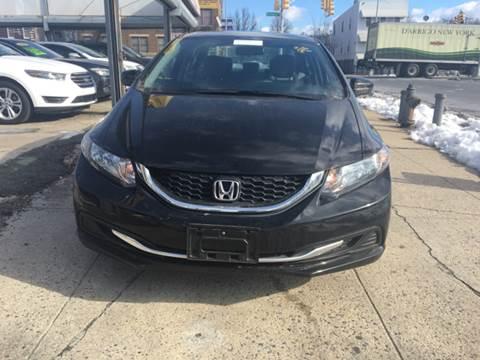 2014 Honda Civic for sale in Brooklyn, NY