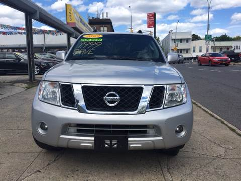 2009 Nissan Pathfinder for sale in Brooklyn, NY
