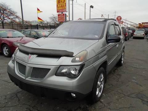 2004 Pontiac Aztek for sale in Detroit, MI