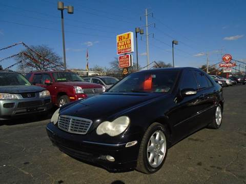 2003 Mercedes-Benz C-Class for sale in Detroit, MI