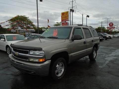 2000 Chevrolet Tahoe for sale in Detroit, MI