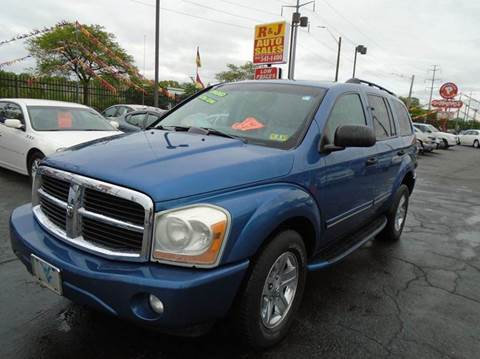 2004 Dodge Durango for sale in Detroit, MI