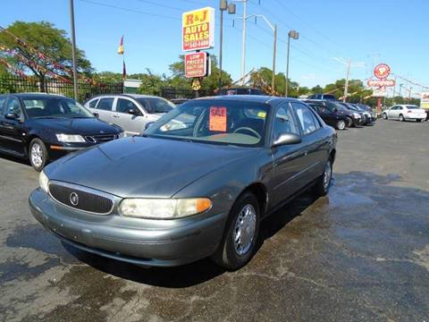2004 Buick Century for sale in Detroit, MI