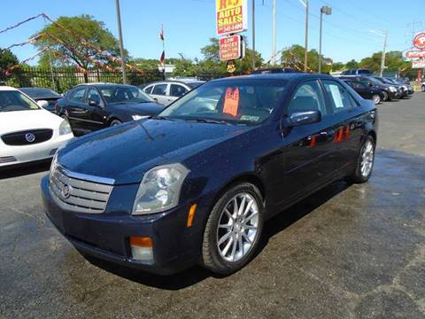 2004 Cadillac CTS for sale in Detroit, MI