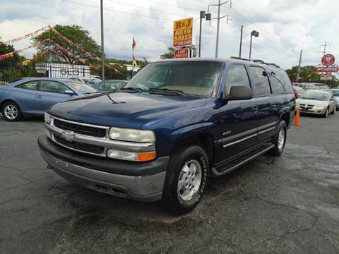2000 Chevrolet Suburban for sale in Detroit, MI