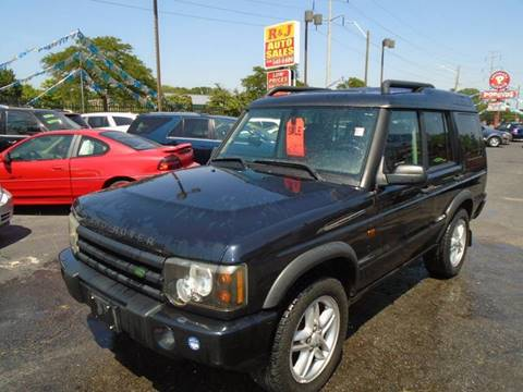 2004 Land Rover Discovery For Sale - Carsforsale.com®