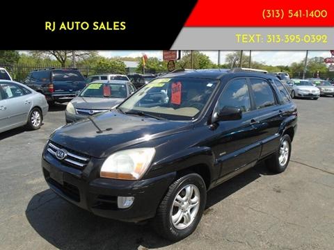 Rj Auto Sales Used Cars Detroit Mi Dealer