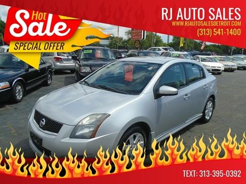 RJ AUTO SALES - Used Cars - Detroit MI Dealer