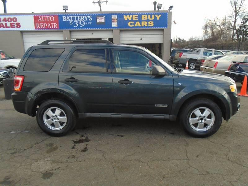 2008 Ford Escape AWD XLT 4dr SUV V6 In Detroit MI - RJ AUTO