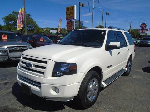 2007 Ford Expedition for sale in Detroit, MI