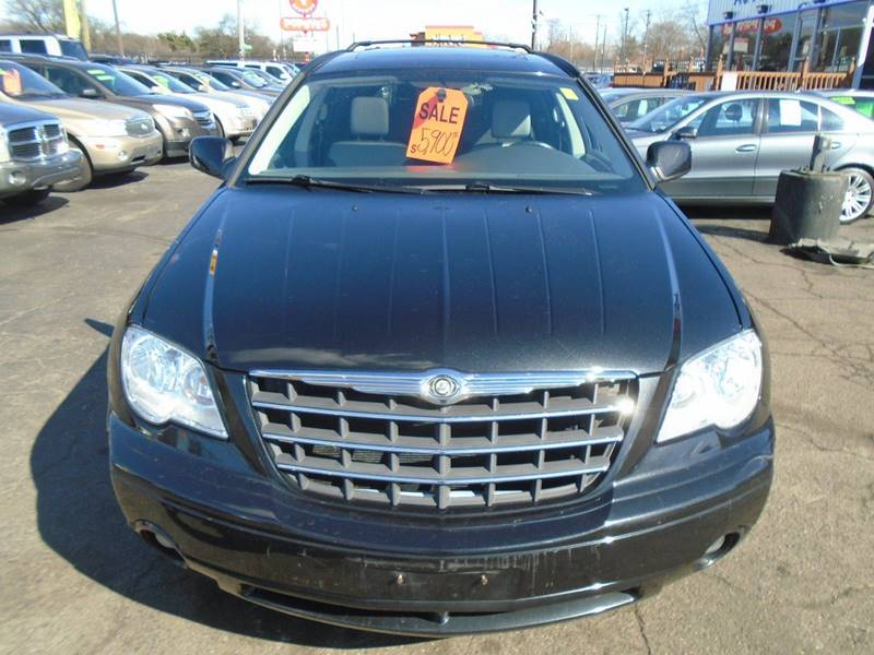 2008 Chrysler Pacifica Touring (image 2)