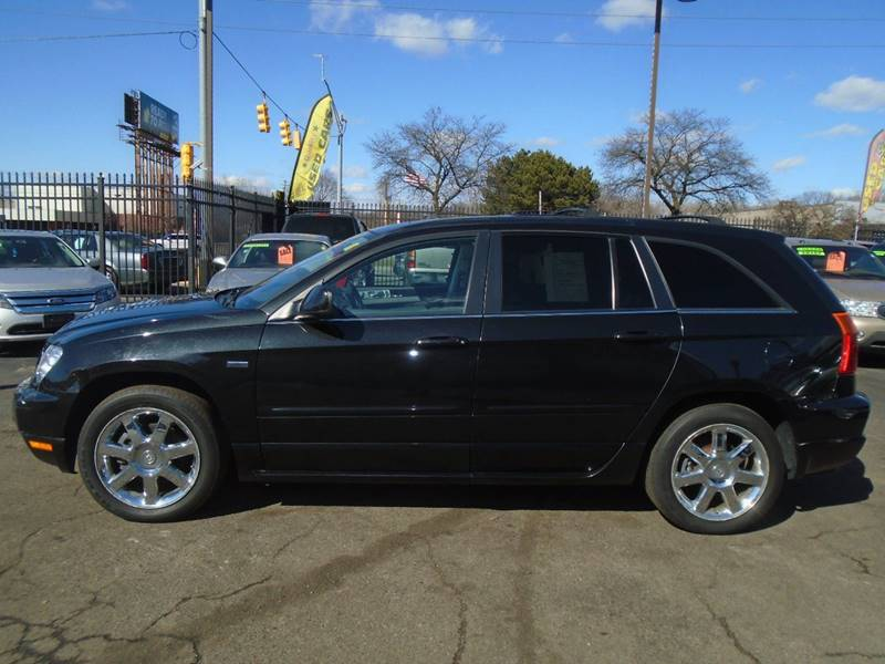 2008 Chrysler Pacifica Touring (image 3)