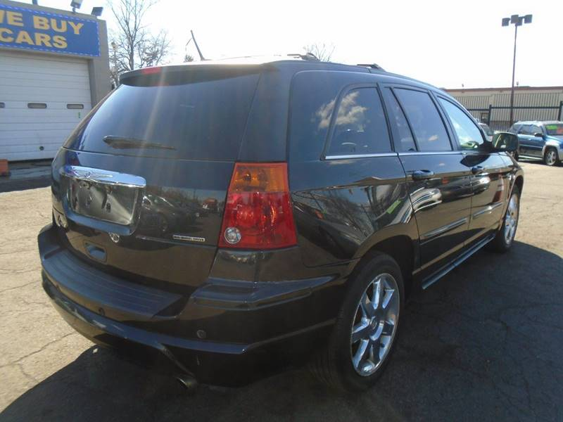 2008 Chrysler Pacifica Touring (image 6)