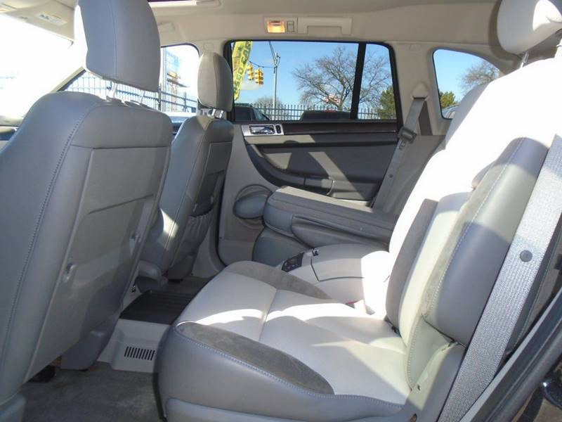 2008 Chrysler Pacifica Touring (image 12)
