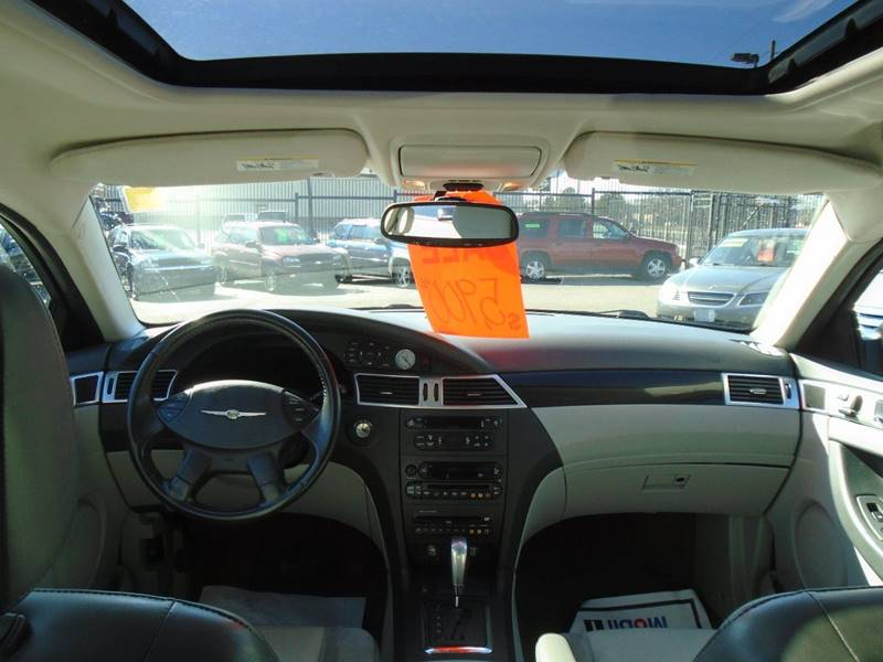 2008 Chrysler Pacifica Touring (image 15)