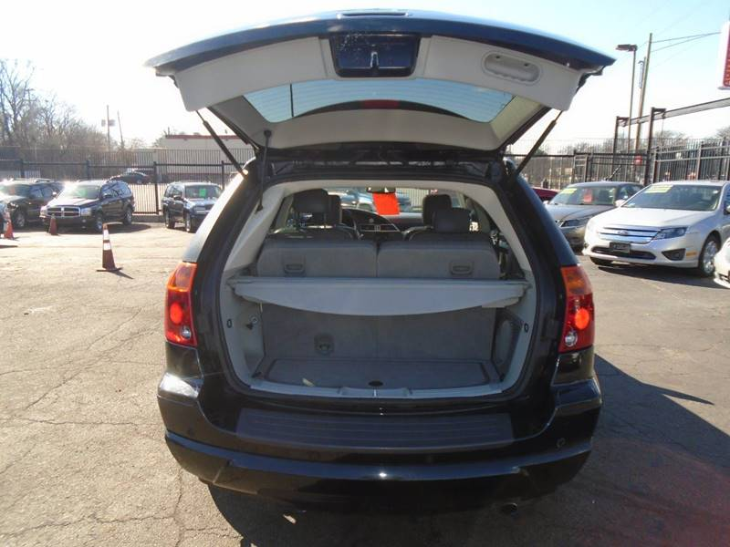 2008 Chrysler Pacifica Touring (image 16)