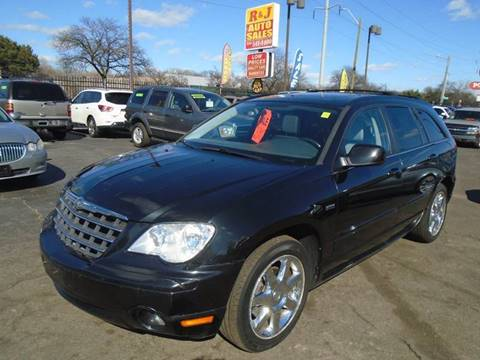 2008 Chrysler Pacifica Touring for sale at RJ AUTO SALES in Detroit MI