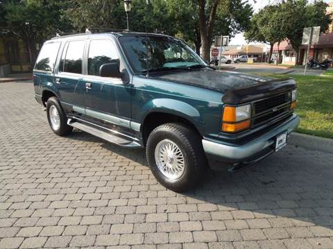 1994 Ford Explorer for sale in Oakdale, CA