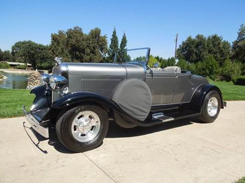 1929 Oldsmobile F29 ROADSTER CONVERTIBLE for sale at Family Truck and Auto.com in Oakdale CA
