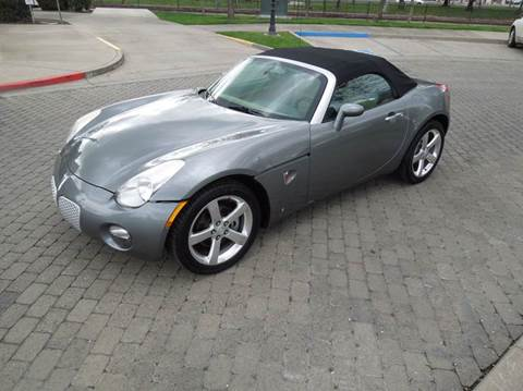 2006 Pontiac Solstice for sale in Oakdale, CA
