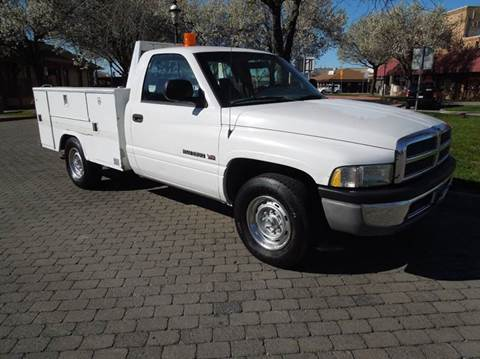 1999 Dodge Ram Chassis 2500 for sale at Family Truck and Auto.com in Oakdale CA