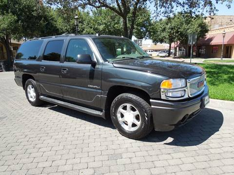 2004 Gmc Yukon Denali >> 2004 Gmc Yukon Xl For Sale In Oakdale Ca