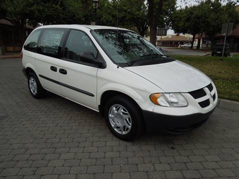 2003 Dodge Caravan for sale in Oakdale, CA