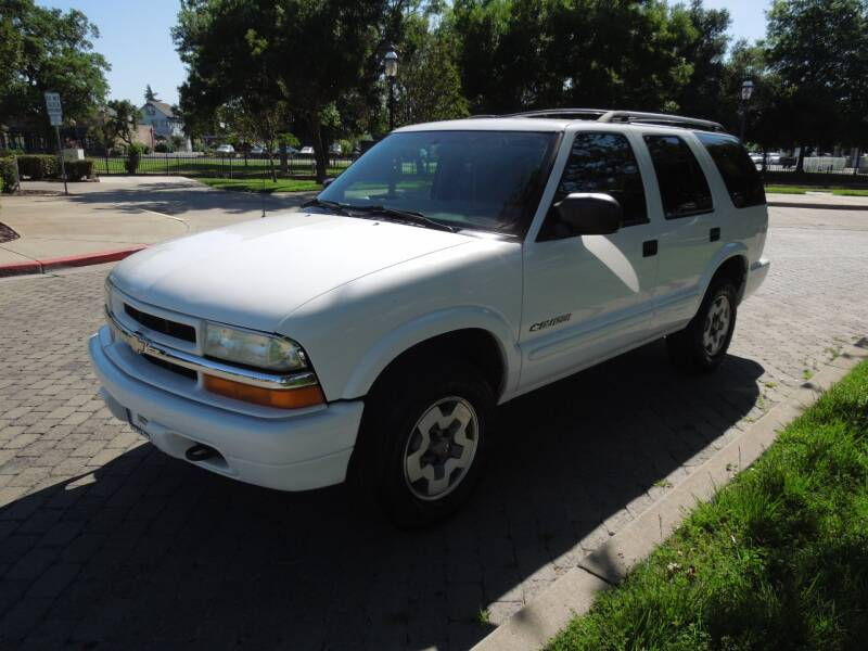 2004 Chevrolet Blazer LS 4WD 4dr SUV - Oakdale CA