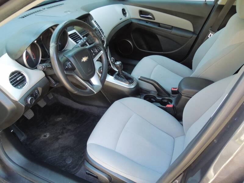 2011 Chevrolet Cruze ECO 4dr Sedan - Oakdale CA