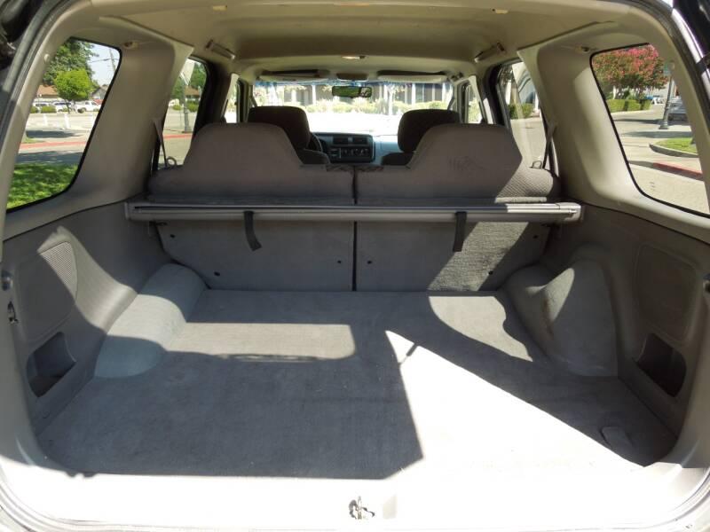 2000 Nissan Xterra 4dr XE V6 4WD SUV - Oakdale CA