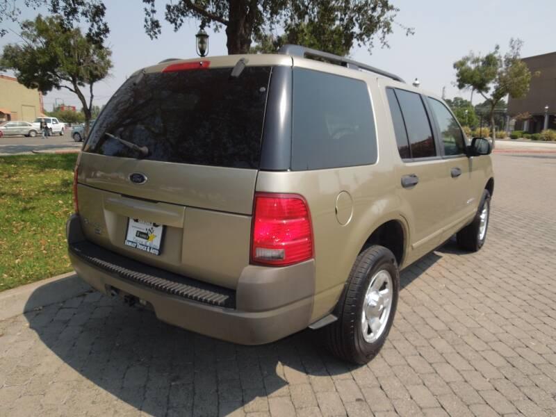 2002 Ford Explorer XLS 2WD 4dr SUV - Oakdale CA