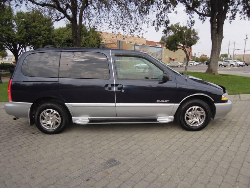 2000 Nissan Quest 4dr SE Mini-Van - Oakdale CA