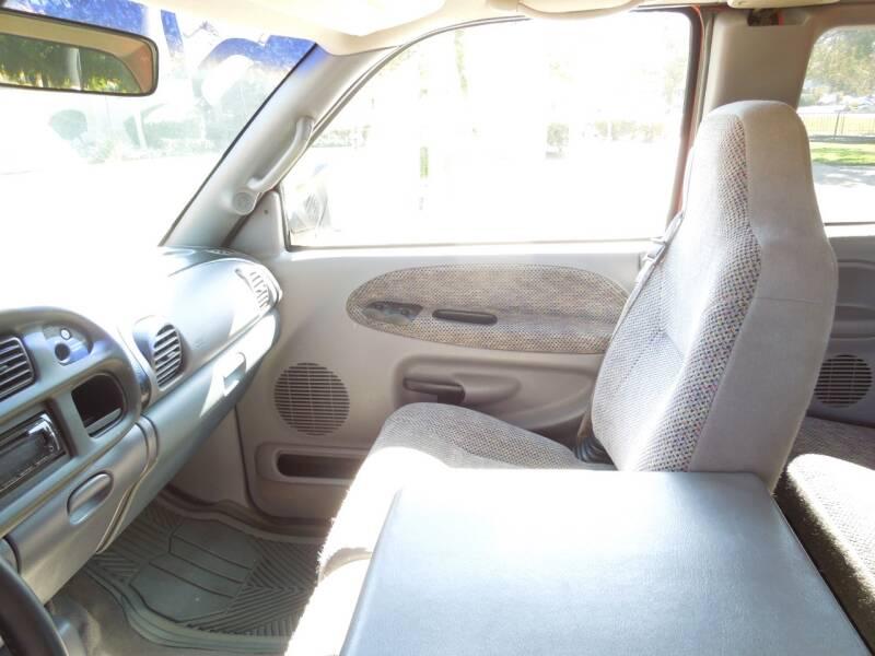 2001 Dodge Ram Pickup 2500 4dr Quad Cab SLT 2WD SB - Oakdale CA