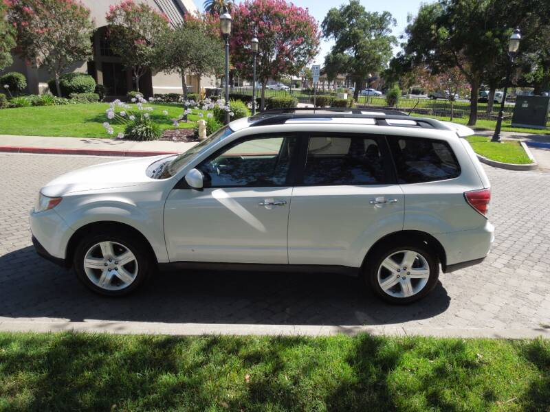2009 Subaru Forester AWD 2.5 X Limited 4dr Wagon 4A w/Navigation - Oakdale CA