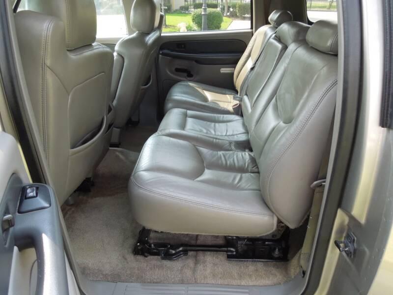 2003 GMC Yukon XL 1500 SLT 4WD 4dr SUV - Oakdale CA