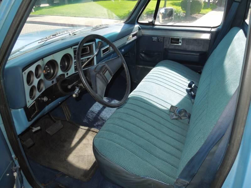 1985 GMC C/K 1500 Series 2dr C1500 Standard Cab LB - Oakdale CA