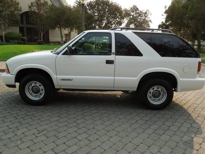 2000 GMC Jimmy SLS Convenience 2dr SUV - Oakdale CA