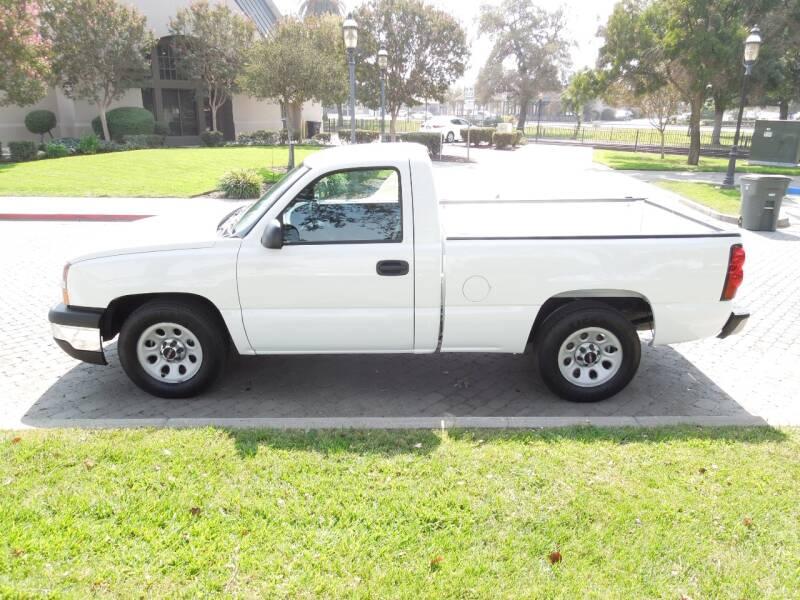 2005 Chevrolet Silverado 1500 2dr Standard Cab Rwd SB - Oakdale CA