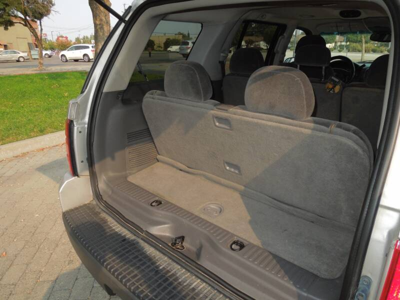 2003 Ford Explorer 4dr XLT 4WD SUV - Oakdale CA