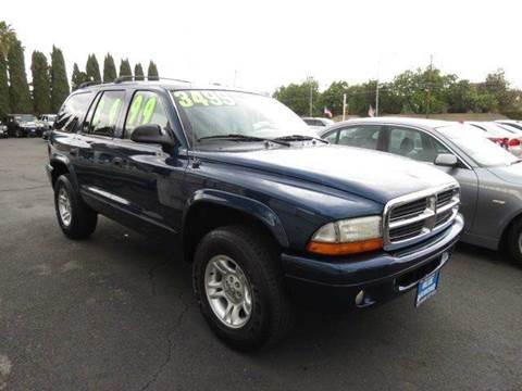 Used 2002 Dodge Durango For Sale in Harriman, TN - Carsforsale.com