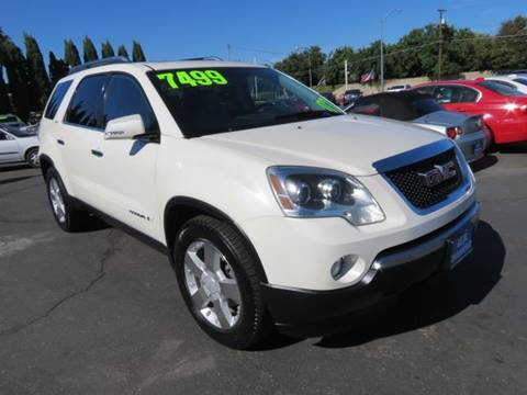 2007 GMC Acadia for sale in Ceres, CA