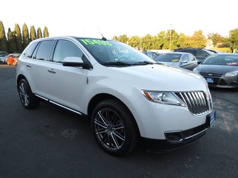 2011 Lincoln MKX for sale in Ceres, CA