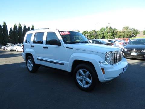 2012 Jeep Liberty for sale in Ceres, CA