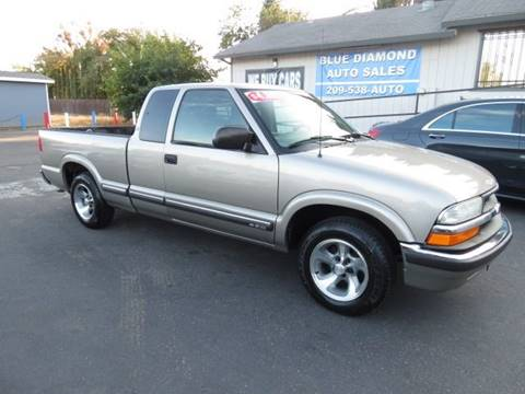 2003 Chevrolet S-10 for sale in Ceres, CA