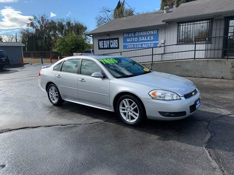 2010 Chevrolet Impala for sale in Ceres, CA