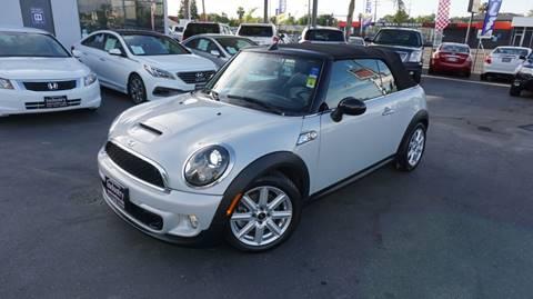 2013 MINI Convertible for sale in Sacramento, CA