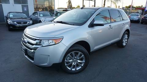 2011 Ford Edge For Sale >> Ford Edge For Sale In Sacramento Ca Industry Motors