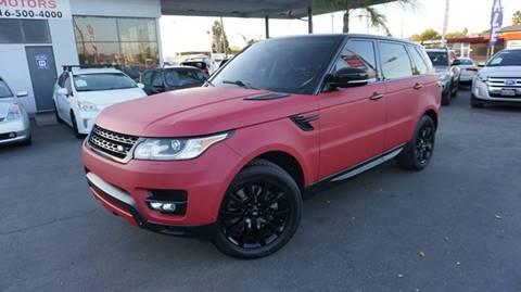Land Rover Sacramento >> 2014 Land Rover Range Rover Sport For Sale In Sacramento Ca